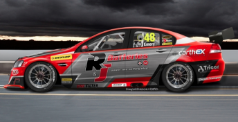 Geoff Emery's 2013 Dunlop Series entry