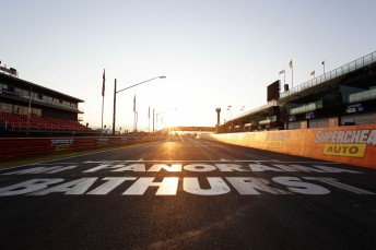 Mount Panorama turns 75