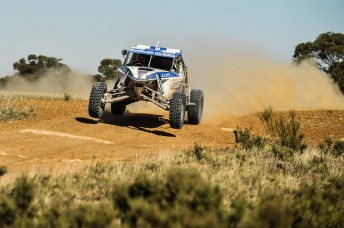 Shannon and Ian Rentsch take victory in opening AORC round