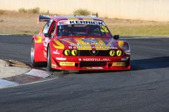 Ricciardello took pole for the Sports Sedans
