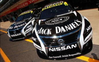 The Altima L33s of Todd and Rick Kelly