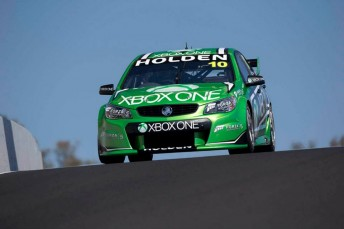 The Xbox Holden stole much attention on Sunday