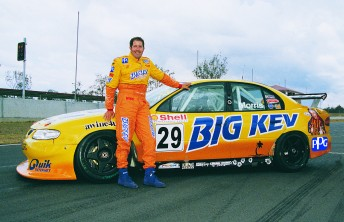 Paul Morris took his only V8 wins in 2001