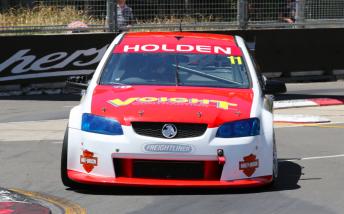 Lestrup will drive an ex-GRM Holden