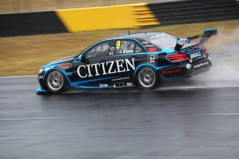 Will Davison adds to the mix at Erebus Motorsport