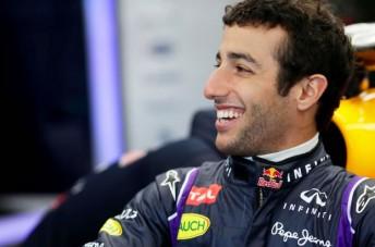 Daniel Ricciardo will start second at Albert Park