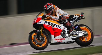 Marc Marquez claims first MotoGP race of the season in Qatar