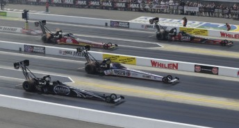 There's little doubt the 4-Wide Nationals is one of the most spectacular events in world motorsport