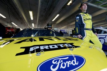 Marcos Ambrose will be out to tame 'The Lady in Black'