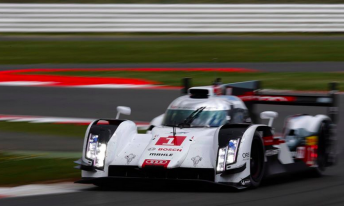 Audi sets pace in Free Practice 2