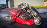 Top Fuel Motorcycle fireworks expected in Sydney
