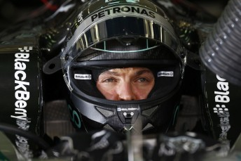 Nico Rosberg tops opening test day in Bahrain