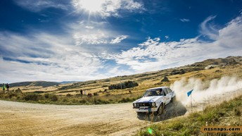 Ssangyong to sponsor Rally of Otago