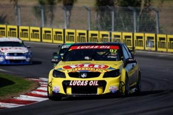 Tekno Autosports won its first championship race of the season on Saturday