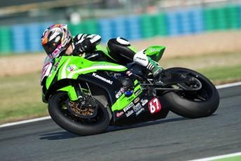 Bryan Staring to make World Superbike return this weekend