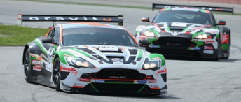 Warren Luff joins the Craft-Bamboo Aston Martin Vantage line-up for the Asian GT round in Korea this weekend