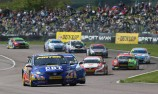 Honours shared in Thruxton thriller