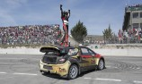 Solberg wins World RX season opener in Portugal