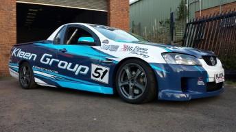 Team Kleen Racing to join V8 Utes Racing Series