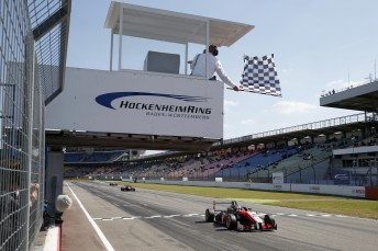 Max Verstappen becomes youngest ever FIA F3 winner