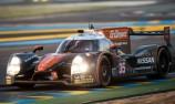 Alex Brundle denied class victory at Le Mans
