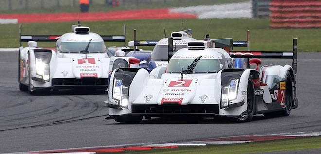 The Audis are unlikely to be the fastest cars this year