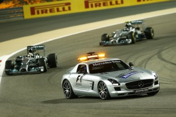 FIA World Motor Sport Council gives final approval to abolishing rolling restarts