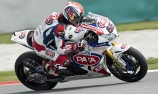 Pata Honda begins work at hot Sepang