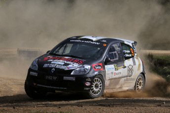 Pedder swept all the stages in Queensland