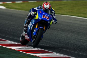 Suzuki set for early MotoGP return
