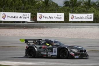 2013 Asian Le Mans Series. Pic: Rewind magazine