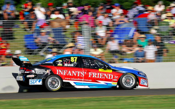 Ash Walsh took the Race 2 victory