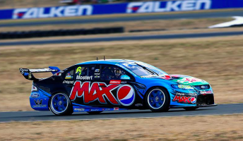 Chaz Mostert completed a strong day in second