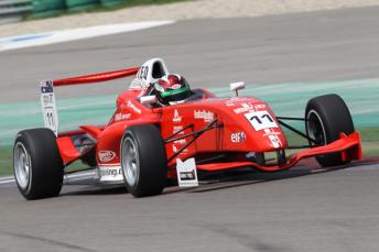 Anton De Pasquale picked up his fifth win of the season