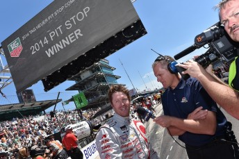 Tag Heuer named the official watch company of the IndyCar series and Indianapolis Motor Speedway