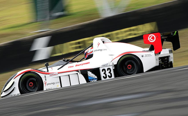 Tim Berryman claims Radical Cup pole at SMP - Speedcafe