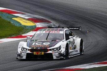 Marco Wittmann starred at the Red Bull Ring