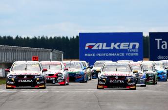 V8 Supercars will sharpen its Super Sprint format in 2015