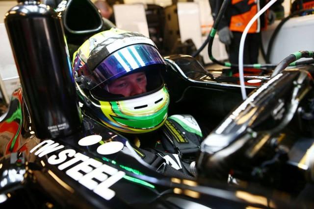 Spike Goddard enjoys solid F1 test debut - Speedcafe