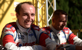 Robert Kubica to remain in WRC next season