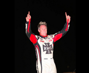 Brooke Tatnell claims victory on night one of the Warrnambool Lucas Oil Grand Annual Classic