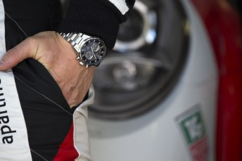 TAG Heuer is the official watch supplier of the Porsche Carrera Cup Australia