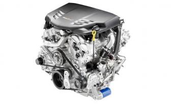 Cadillac V Turbo X on Cadillac Cts V Engine
