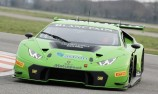 The Italian job: Palmer all set for Lamborghini Huracan GT3 debut