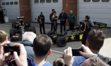 Lotus F1 at Brands Hatch
