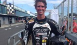 Mike Jones set for home ASBK round