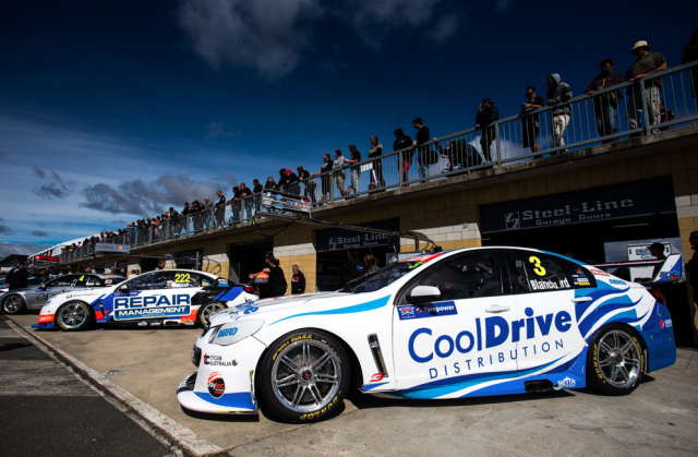 Blanchard may have to sit out practice at Barbagallo and Winton