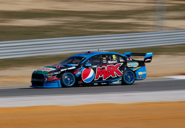 Chaz Mostert handed Prodrive another pole position