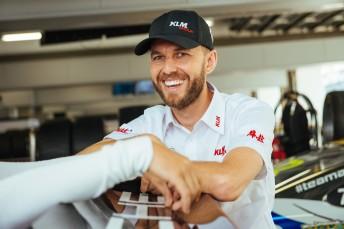 Chris van der Drift ready to take on Spa