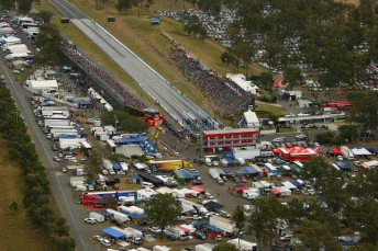 Willowbank Raceway is one of three venues who have combined to form a new Australian national drag racing series